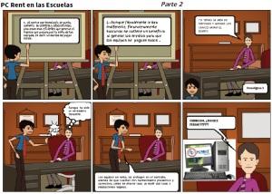 Renta computadoras para escuelas  Parte 2